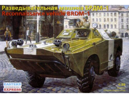 Eastern Express BRDM-1 Russ armoured reconn./patrol veh. 1:35 (35161)