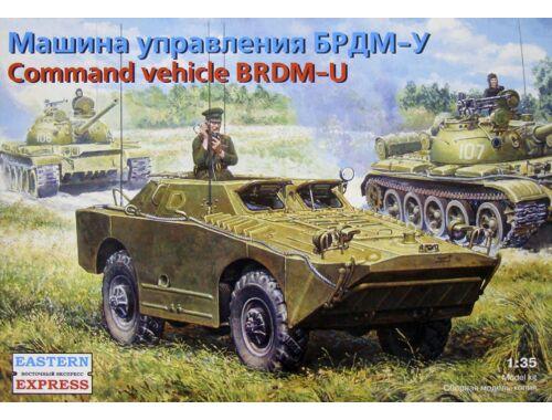 Eastern Express BRDM-U Russ rec./patr. veh. command post 1:35 (35162)