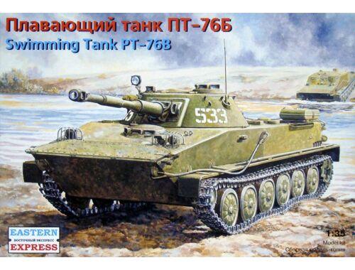 Eastern Express PT-76B Russ amphibious light tank 1:35 (35171)