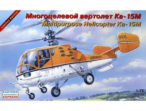 Eastern Express Kamov Ka-15M Russ multipurpose helicopt. 1:72 (72145)