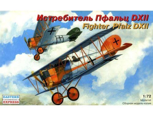 Eastern Express Pfalz D.XII German fighter 1:72 (72153)
