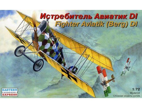 Eastern Express Aviatik (Berg) D.I Austro Hung. fighter 1:72 (72165)