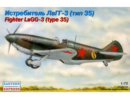 Eastern Express LaGG-3 series 35 Russian fighter 1:72 (72212)