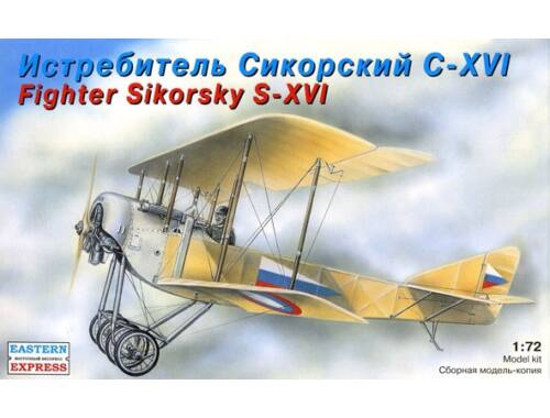 Eastern Express Sikorsky S-XVI Russian fighter 1:72 (72218)