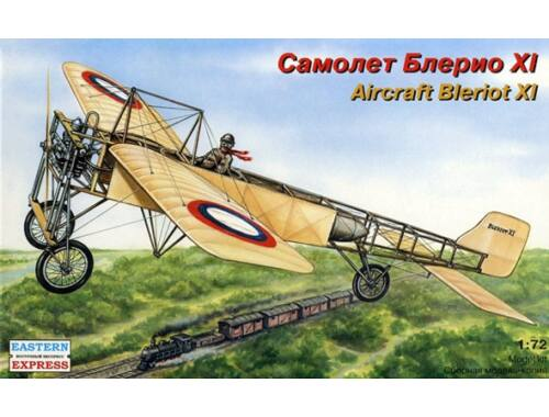 Eastern Express Bleriot XI French aircraft 1:72 (72219)