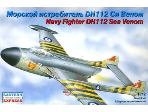 Eastern Express Sea Venom British carrier-borne jet fi. 1:72 (72225)