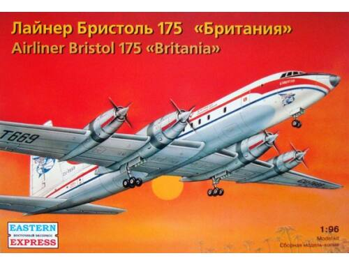 Eastern Express Bristol Type 175 Britannia British 1:96 (96001)