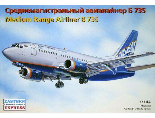 Eastern Express Boeing 737-500 Aeroflot Nord 1:144 (14420)