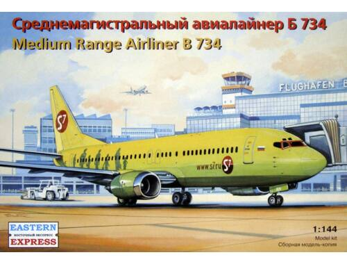Eastern Express Boeing 737-400 S7 Airlines 1:144 (14425)