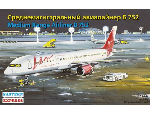Eastern Express Boeing 757-200 VIM Airlines 1:144 (14428)