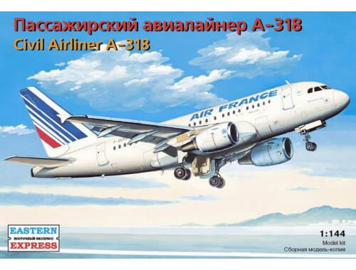 Eastern Express Airbus A318 Air France 1:144 (14429)