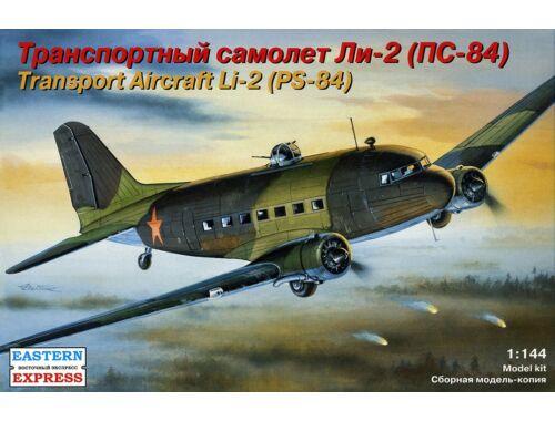 Eastern Express Li-2 Russian military transport aircraft 1:144 (14430)