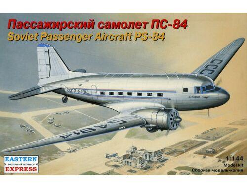 Eastern Express Li-2P (PS-84) Aeroflot 1:144 (14431)