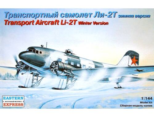 Eastern Express Li-2T winter version 1:144 (14432)
