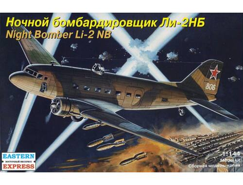 Eastern Express Li-2NB 1:144 (14433)