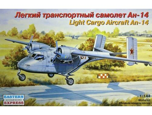Eastern Express An-14 Russ light cargo aircraft 1:144 (14438)
