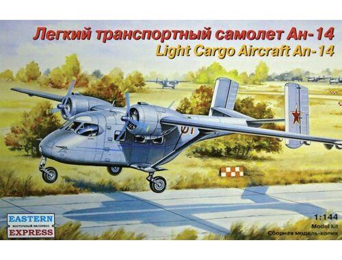 Eastern Express An-14 Russ light cargo aircraft 1:144 (14438)