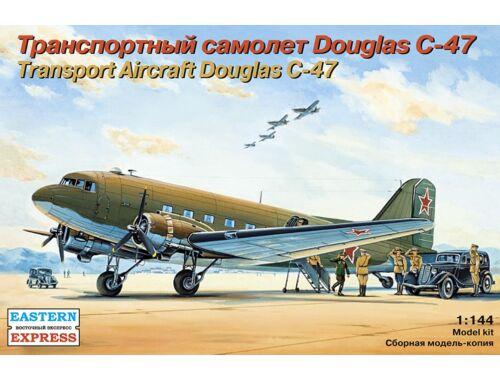 Eastern Express Douglas C-47 Skytrain 1:144 (14439)