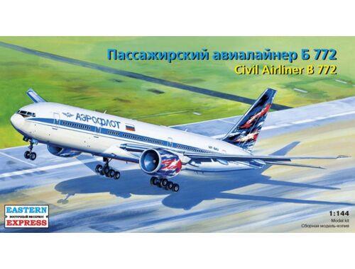 Eastern Express Boeing 777-200ER Aeroflot 1:144 (14440)