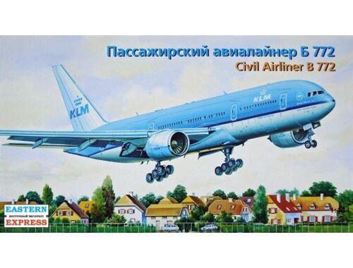 Eastern Express Boeing 777-200ER KLM 1:144 (14442)