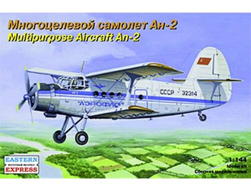Eastern Express An-2 Aeroflot 1:144 (14443)