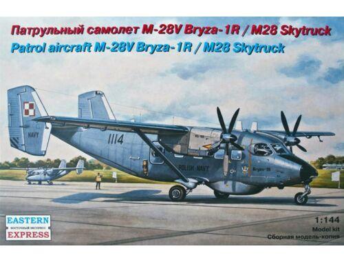 Eastern Express PZL M28B Bryza 1R / PZL M23 Skytruck 1:144 (14445)