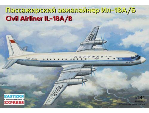 Eastern Express Il-18 A/B Aeroflot 1:144 (14464)