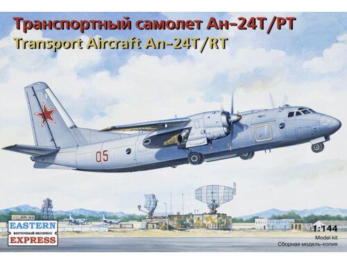 Eastern Express An-24T/RT Russ transport aircraft 1:144 (14468)