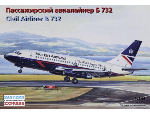 Eastern Express Boeing 737-200 British Airways 1:144 (14469)