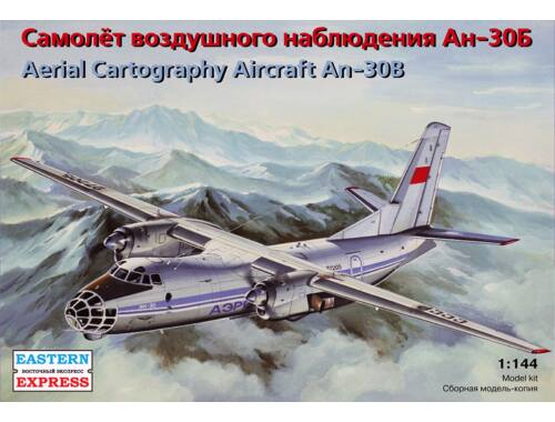 Eastern Express An-30B photo-mapping/survey aircraft 1:144 (14472)