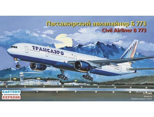 Eastern Express Boeing 777-300 Transaero 1:144 (14477)
