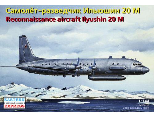 Eastern Express Ilyushin IL-20M Russian reconnaissance 1:144 (14489)