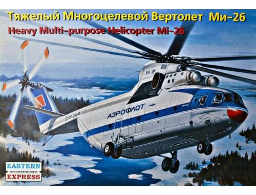 Eastern Express Mil Mi-26 Aeroflot/UTair Aviation 1:144 (14503)