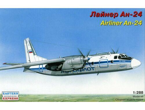 Eastern Express An-24B Aeroflot RF 1:288 (28801)
