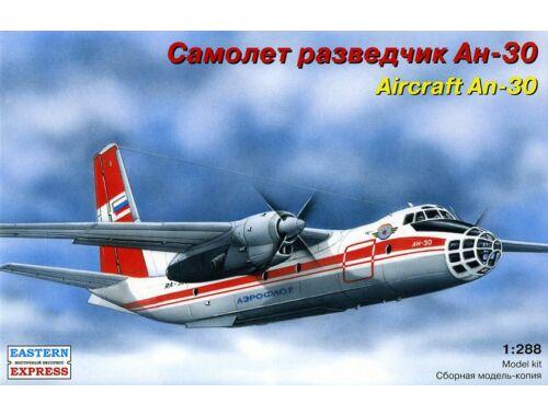 Eastern Express An-30 Aeroflot RF 1:288 (28803)