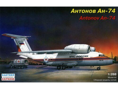 Eastern Express An-74 Emercom of Russia 1:288 (28806)