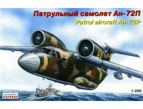 Eastern Express An-72P Russian patrol aircraft 1:288 (28808)
