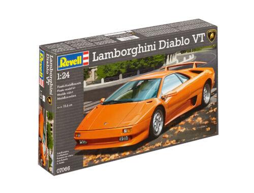 Revell Lamborghini Diablo VT 1:24 (7066)