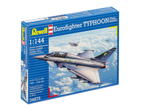 Revell Eurofighter Typhoon Twin Seater 1:144 (4879)