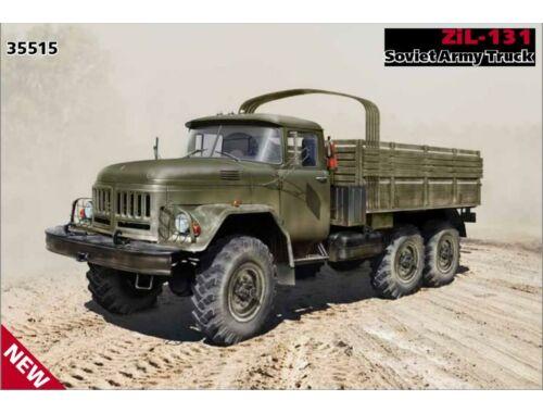 ICM ZiL-131 Soviet Army Truck 1:35 (35515)