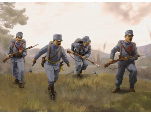 ICM Austro-Hungarian Infantry 1913 1:35 (35673)