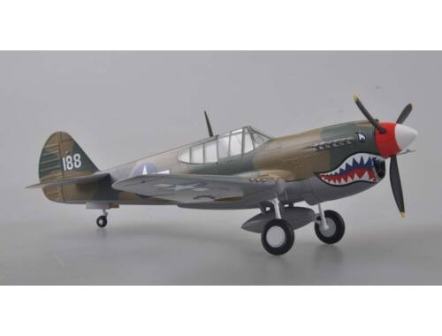 Easy Model P-40M China 1945 1:48 (39313)