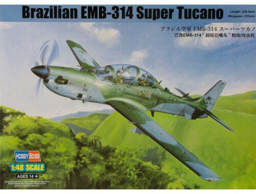 Hobby Boss Brazilian EMB314 Super Tucano 1:48 (81727)