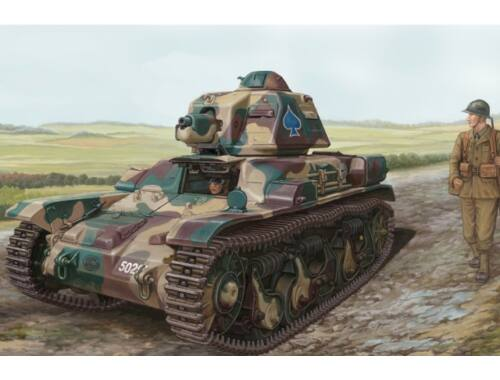 Hobby Boss French R35 Light Infantry Tank 1:35 (83806)