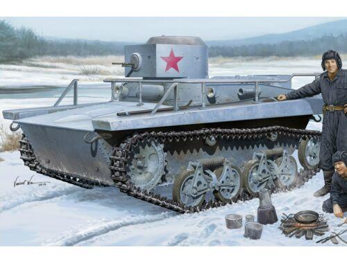 Hobby Boss Soviet T-37TU Command Tank 1:35 (83820)