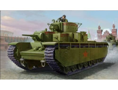 Hobby Boss Soviet T-35 Heavy Tank-Early 1:35 (83841)