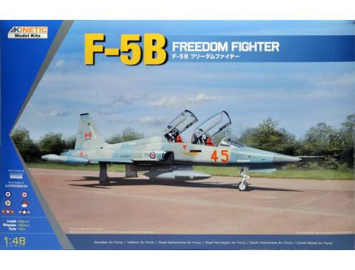 Kinetic F-5B/CF-5B/NF-5B Freedom Fighter 1:48 (48021)
