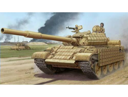 Trumpeter T-62 ERA Mod.1972 (Iraqi Regular Army) 1:35 (1549)