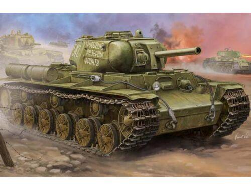 Trumpeter Soviet KV-8S Heavy Tank 1:35 (01572)