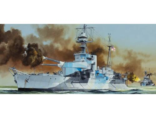 Trumpeter HMS Roberts Monitor 1:350 (5335)